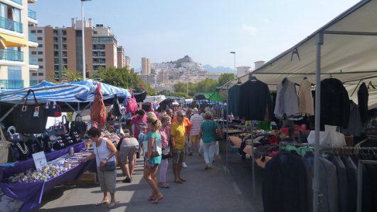 Villajoyosa Markets